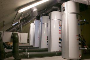 Duurzame warmtevoorziening